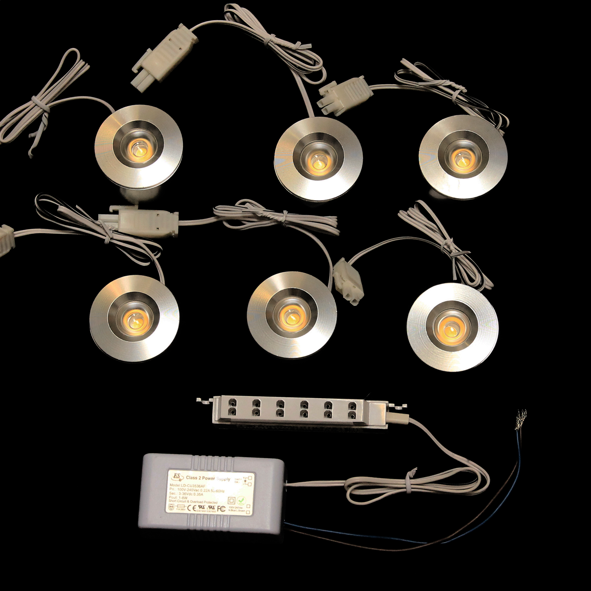 Getinlight Led Puck Lights Kit: EnvironmentalLights.com Offers 10% Discount On New LED