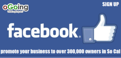 oGoing Exclusive Facebook Promotion to 300,000 Small Business Owners
