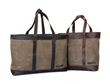 Outback Totes—Weekender with Chocolate Trim & Daily with Grizzly Trim