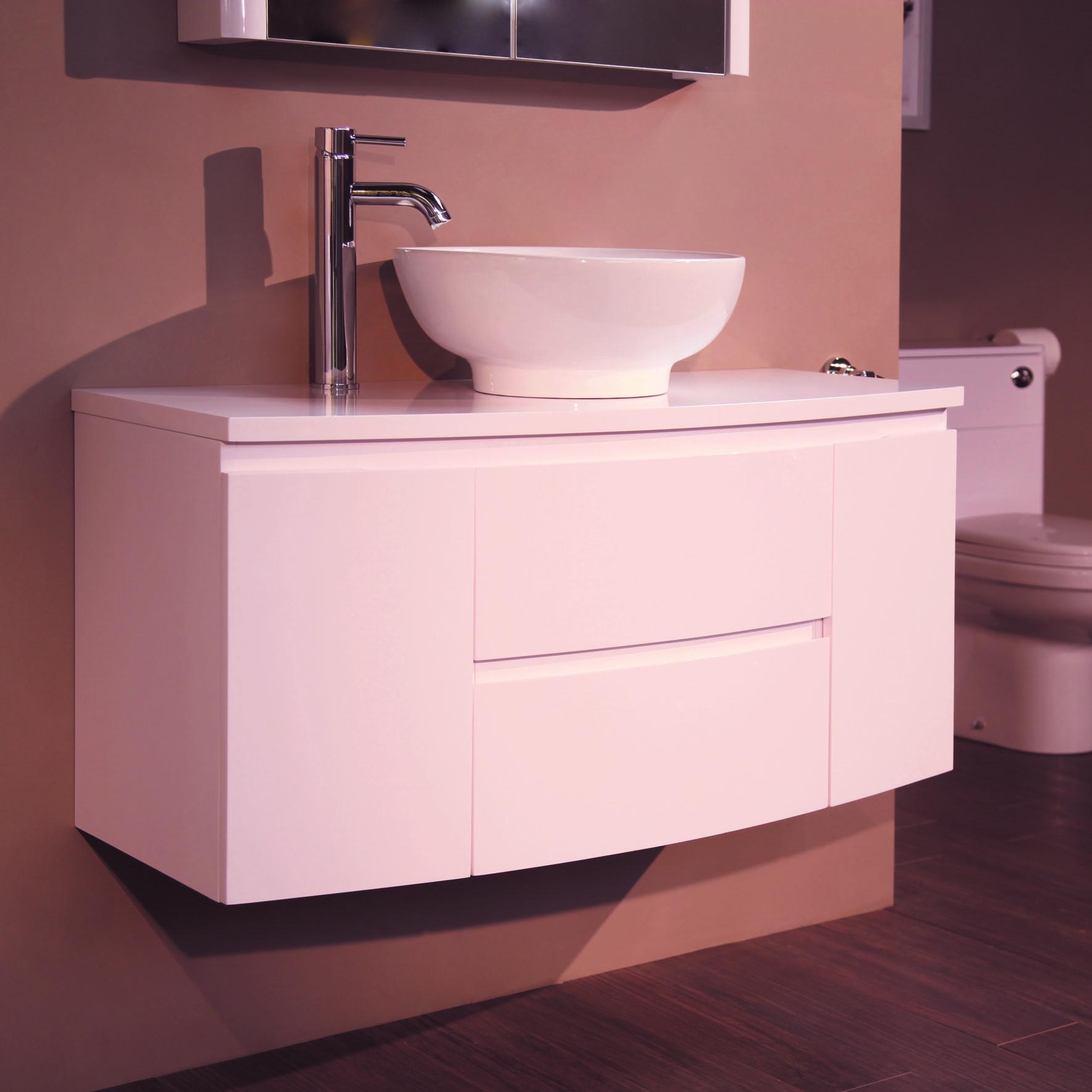 Better Bathrooms Announce Voss Bathroom Furniture Launch