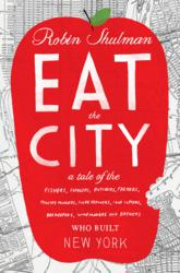 Eat the City Book Cover Featured on Urban Oyster's New York Waterfront Food Tour