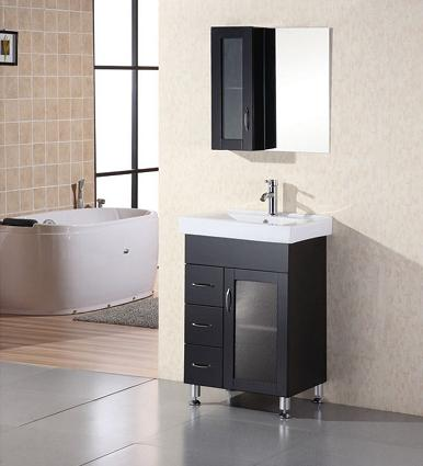 Top Mount Bathroom Sink Modern
