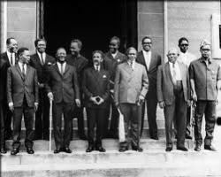 His Majesty was the leading visionary that united Monrovia and Casablanca group to form an organization that would unite all of Africa
