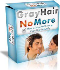 "Gray Hair Treatment | How ""Gray Hair No More"" Helps People Stop and Reverse  Their Gray Hair Naturally – V-kool"