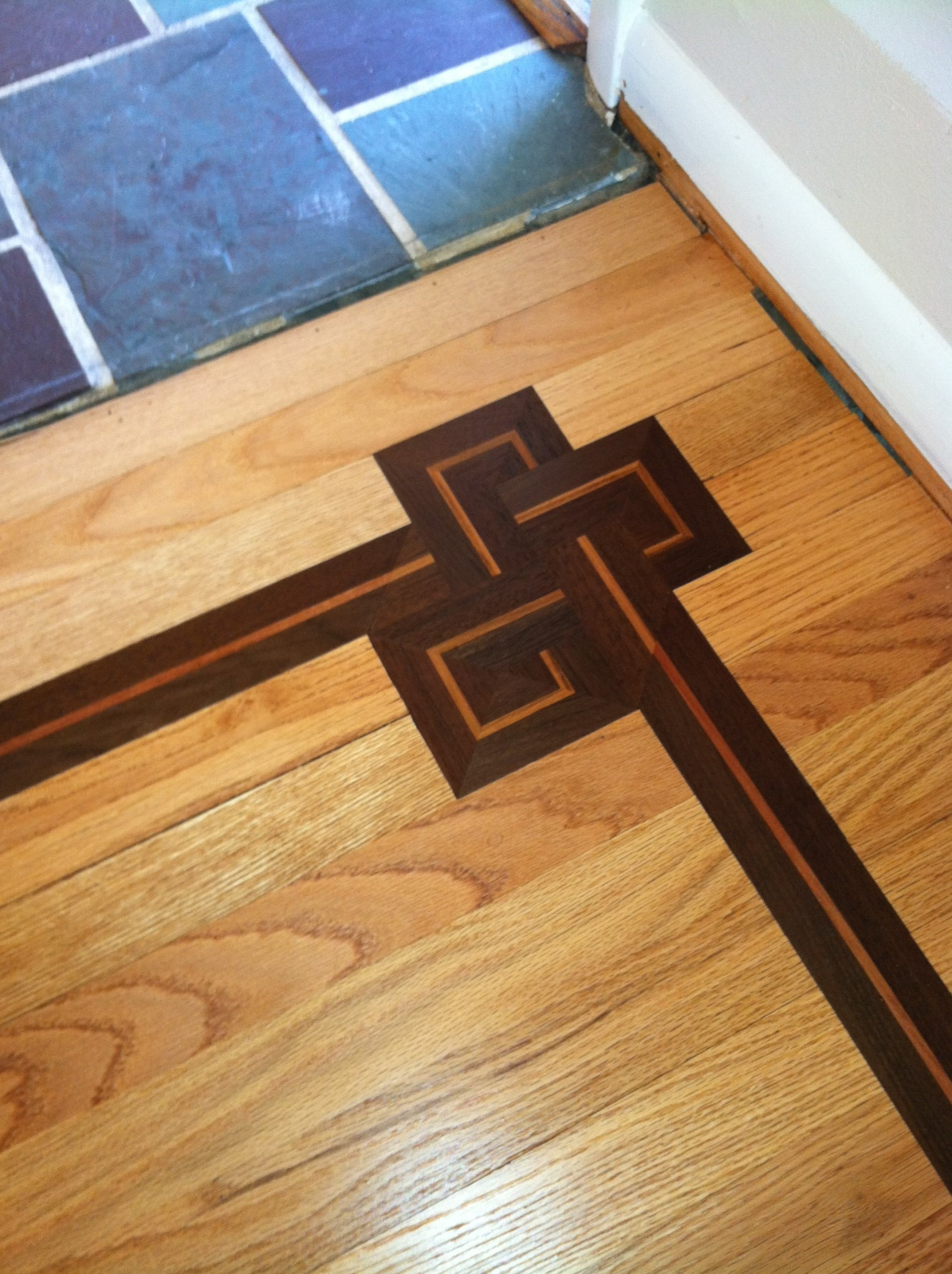 Transform Your E With New Beautiful Wood Floor Medallions By Royal Floors