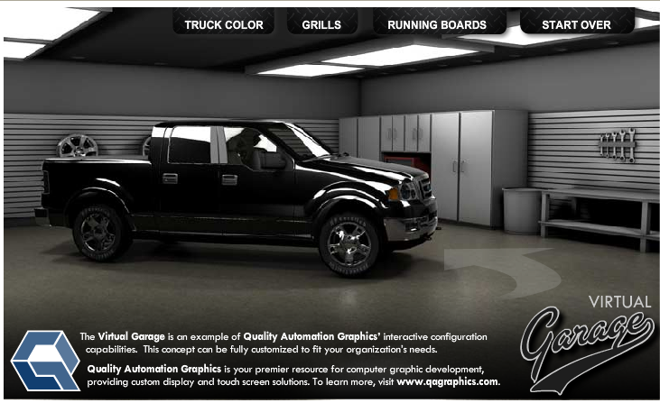 Customize A Truck Virtually >> QA Graphics Introduces Shift Virtual Configurators