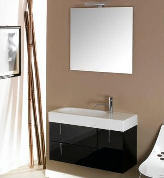349 bathroom vanity iotti ne5 from enjoy collection - Shallow Bathroom Vanity