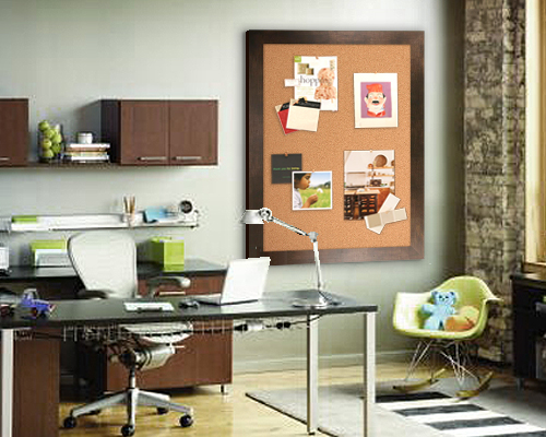 Decorate Your Office With A Beautiful Cork Board From Corkboard.comOur Cork  Boards Are All Made To Order And Available In Custom Sizes ...