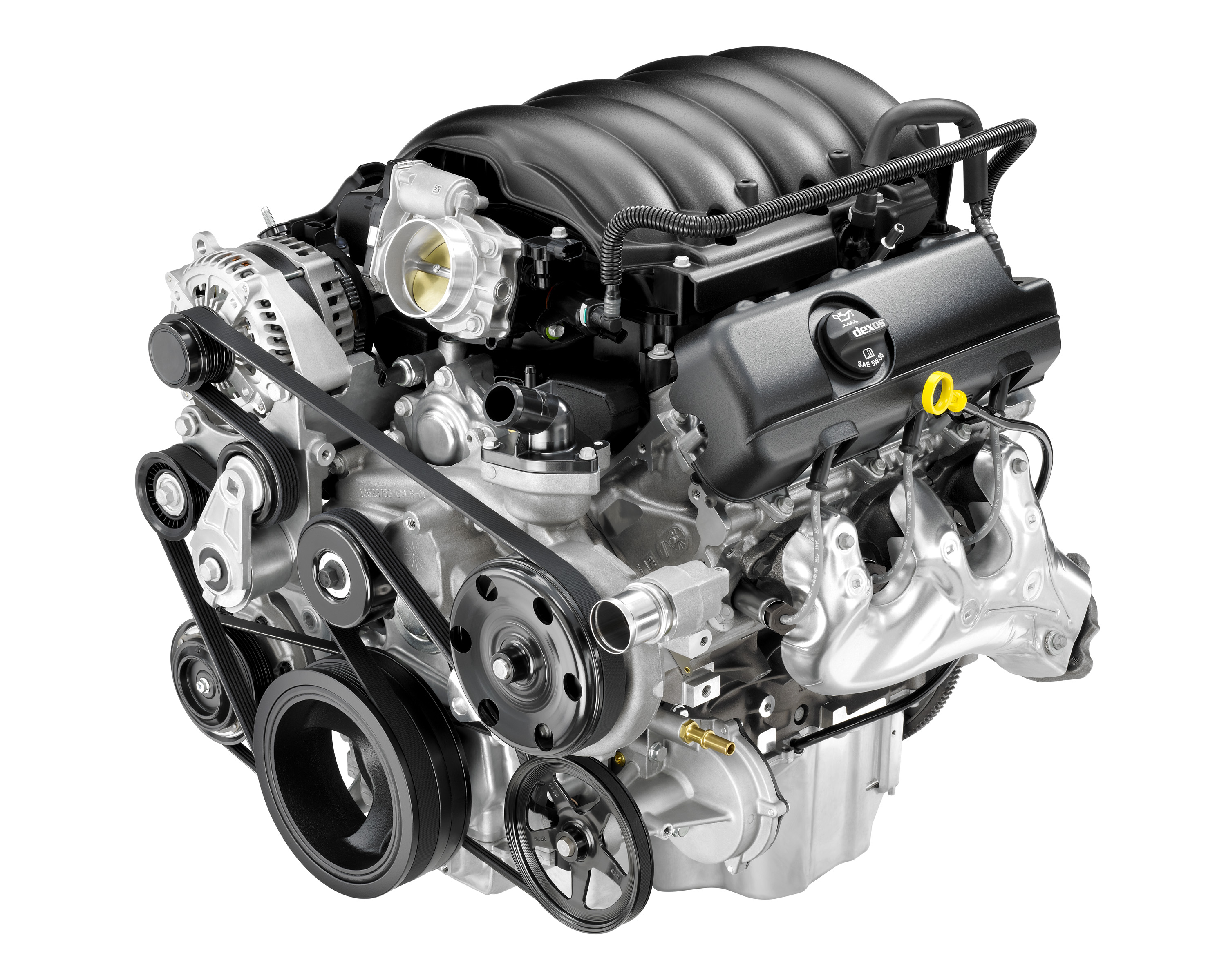 2014 chevy impala\u0027s 2 5l engine delivers quiet power, fuel 2001 Chevy Tracker 2 0 Engine Diagram the ecotec 2 5l i 4 engine for the 2014 chevrolet impala features intake valve lift control technology (ivlc) the engine also uses direct injection and