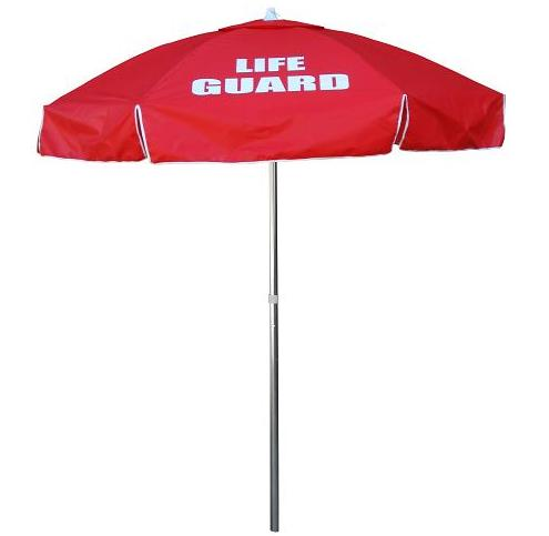 New Strong Lifeguard Umbrellas Introduced For Ultimate