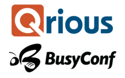 Qrious and BusyConf Partnership