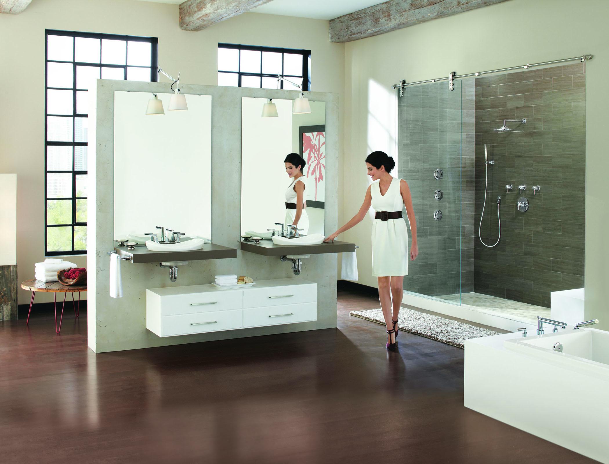 Moen Arris Bath Collection