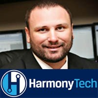 Jason Russell founder of Harmony Tech a Florida Based Company