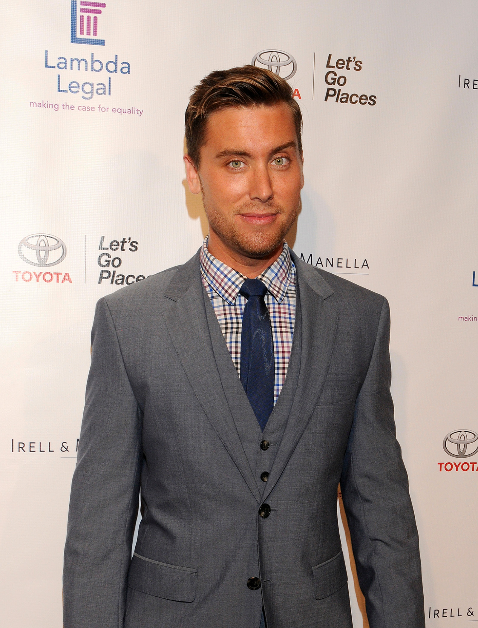 0af3e7bb3 Lance Bass Led a Sophisticated and Star-Studded Celebration as ...