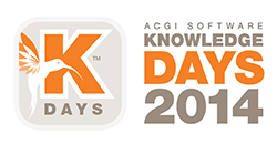 ACGI Knowledge Days Users Conference