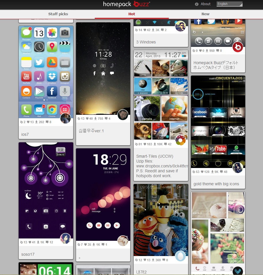 Homepack Buzz Officially Releases Buzz Launcher and