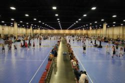 SnapSports Surfacing at AAU All Under One Roof Big Mountain Jam Tournament