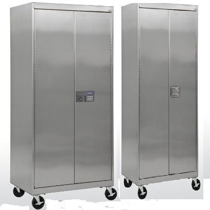 Quicker Shipment Times On Janitorial Cabinets At A Plus