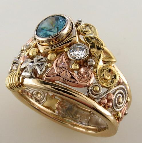 Walker Metalsmiths Redesigns Celtic Jewelry Website