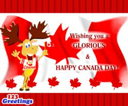 Canada Day Wishes, Canada Day 2013, Canada Day Greetings, Free Canada Day Cards