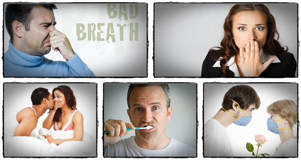 how to get rid of hot breath