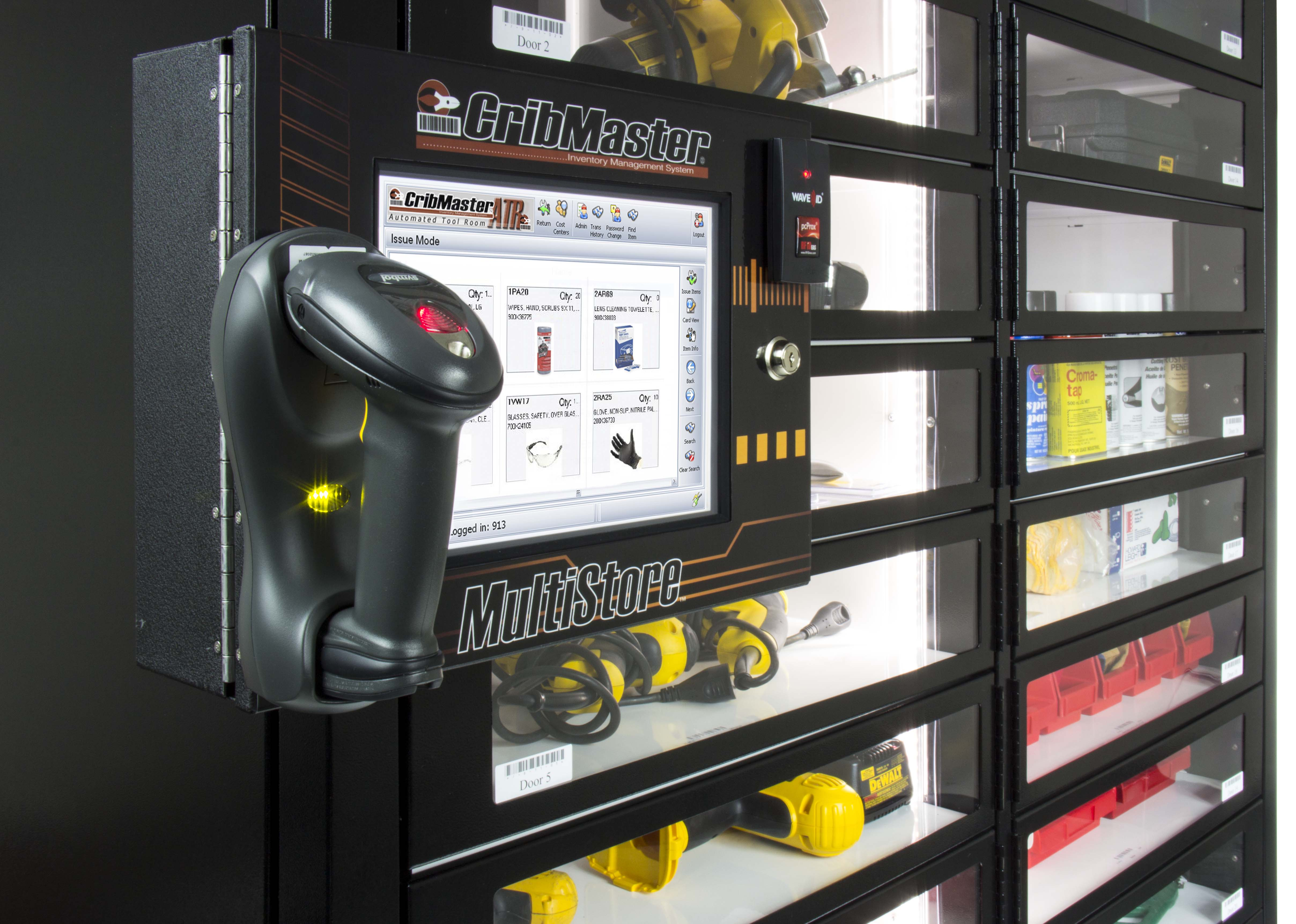 Cribmaster 174 Enhances Suite Of Traditional Vending