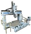 Custom DMS 5 Axis Twin Table CNC Router