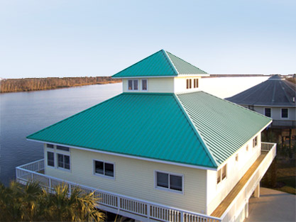 Gulf Coast Supply Introduces A State Of The Art Online Visualizer To Help Homeowners Preview Metal Roof Color Options Virtually