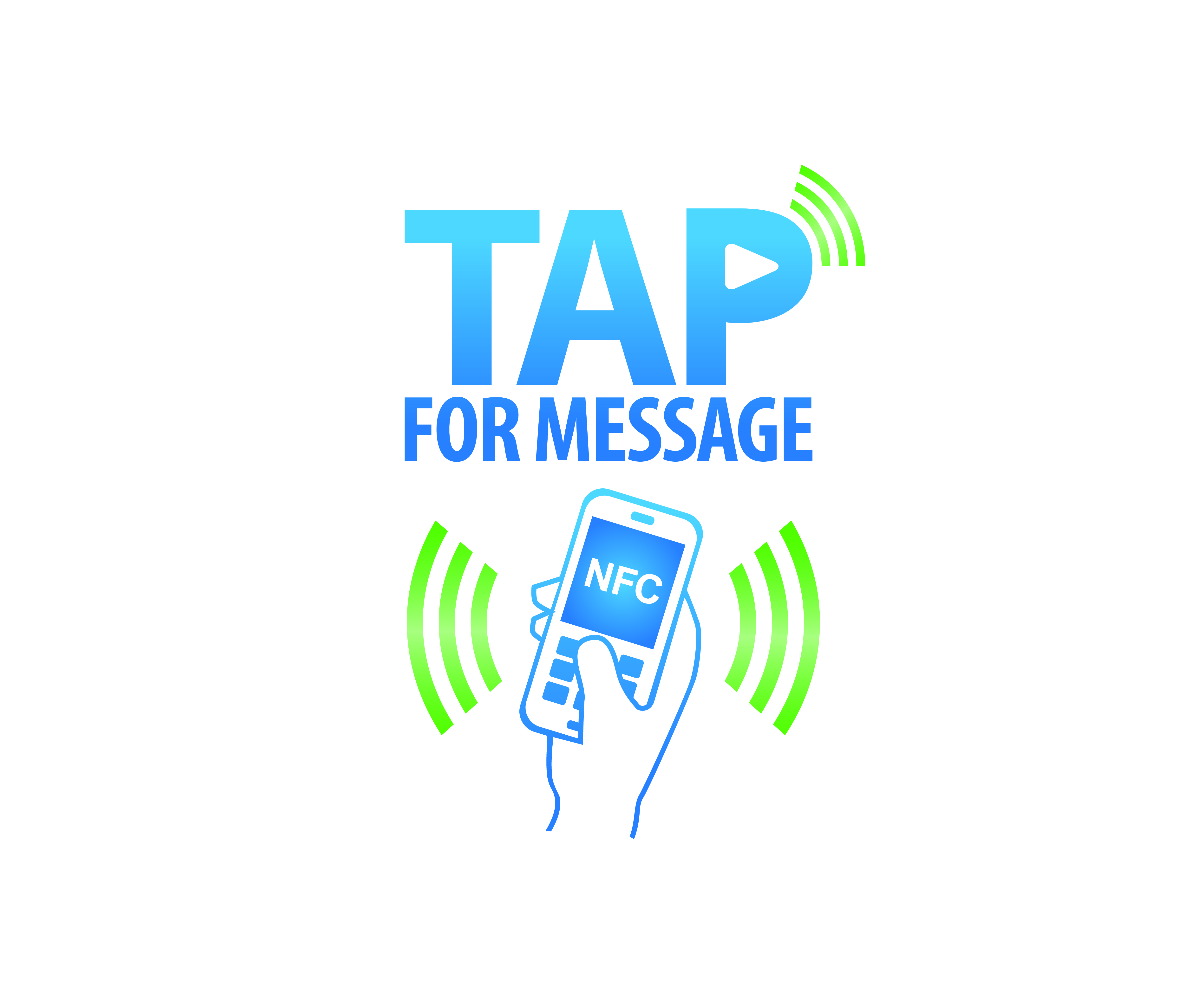 Tap For Message Technology Revolutionizes Greetings