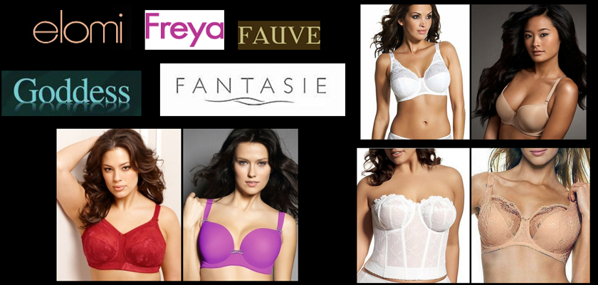 217b155883fb4 European Bra Super SaleFreya, Fantasie, Fauve, Elomi, Goddess Bras to K Cup  up to 80% Off ...