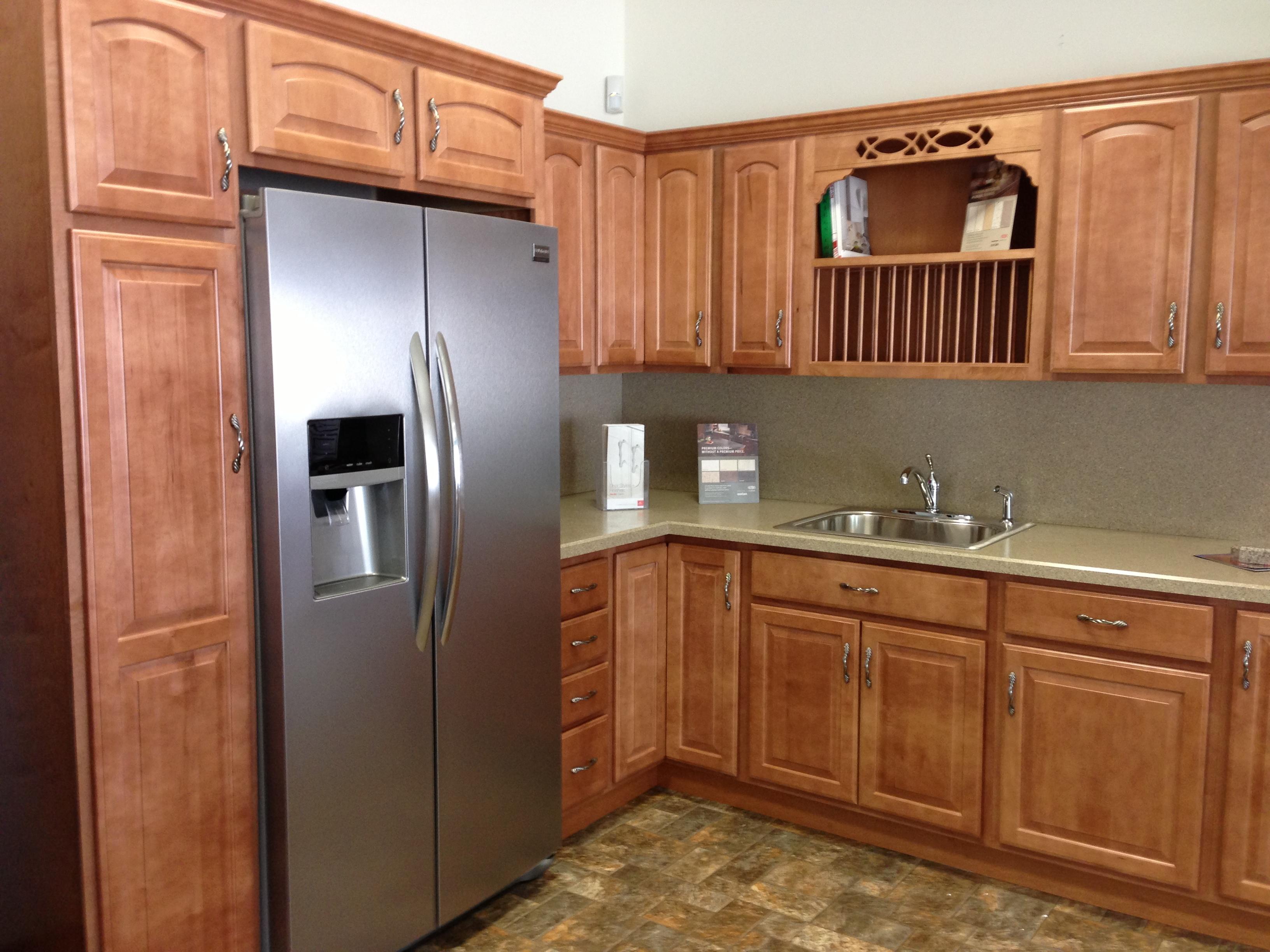 Merillat Kitchen Cabinets ...