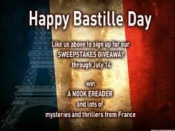 Bastille Day Sweepstakes