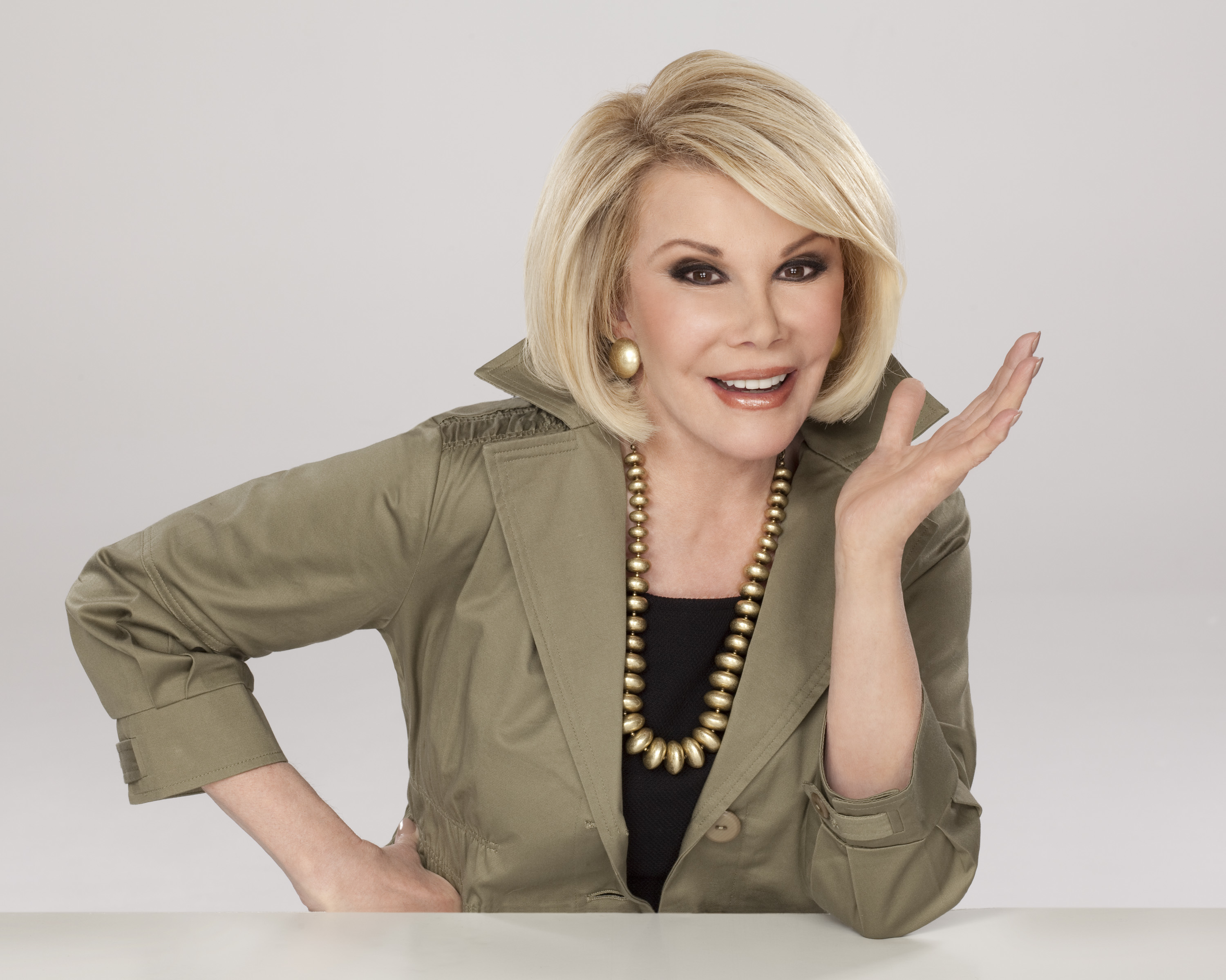 Joan Rivers Delivers The Sf Women S Expo Keynote Address