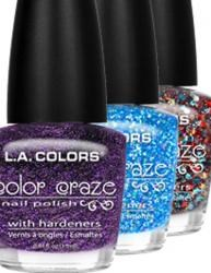 Color Craze Glitter Nail Polish