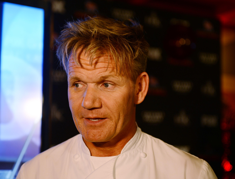 Chef Gordon Ramsay Awards Ja Nel Witt Season 11 Winner Of