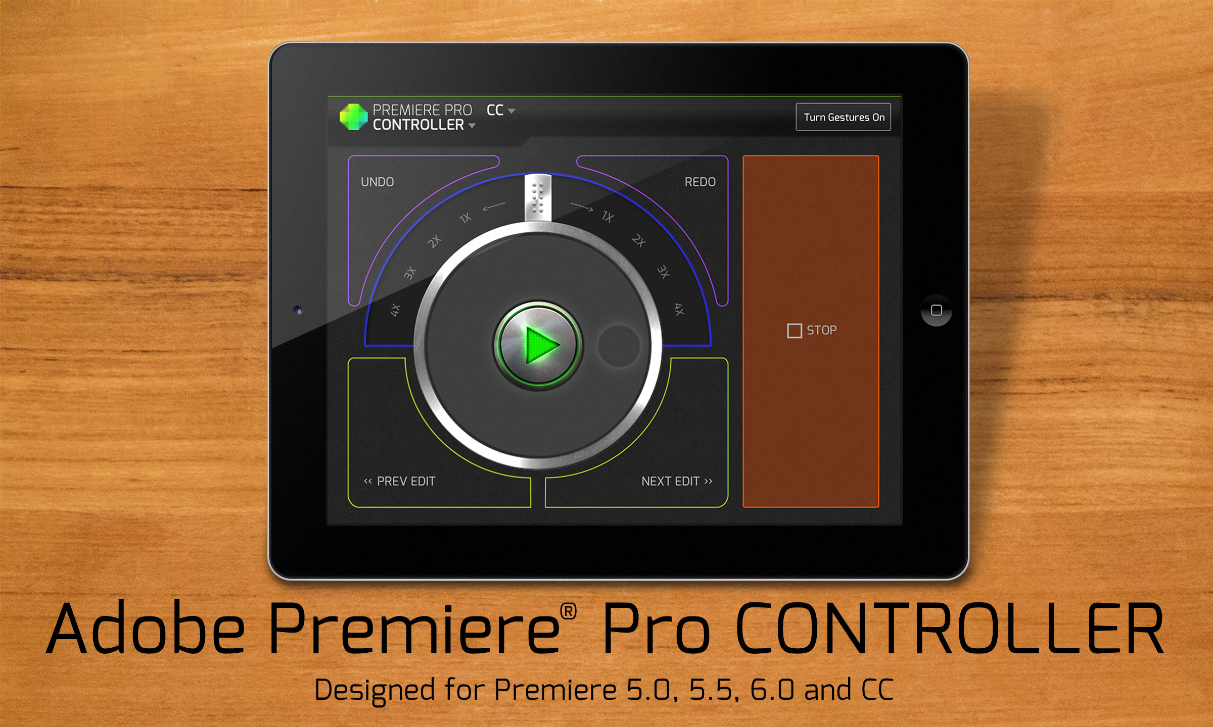 Control Final Cut Pro And Adobe Premiere From Ipad