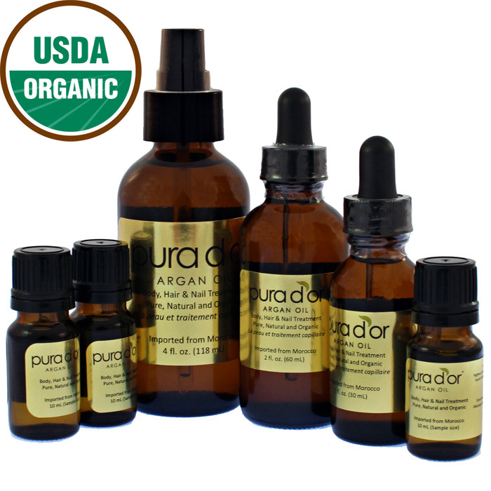 Pura Dor Argan Oil Kits