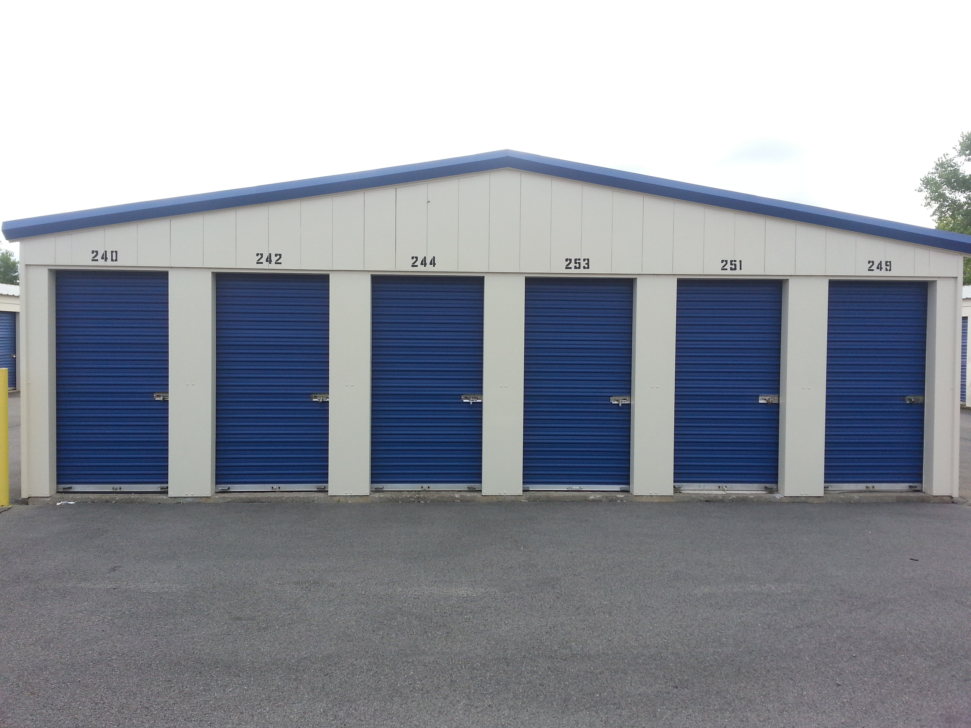 Ithaca Self Storage Gets A Facelift
