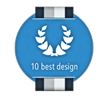 Best Web Design Firms Badge