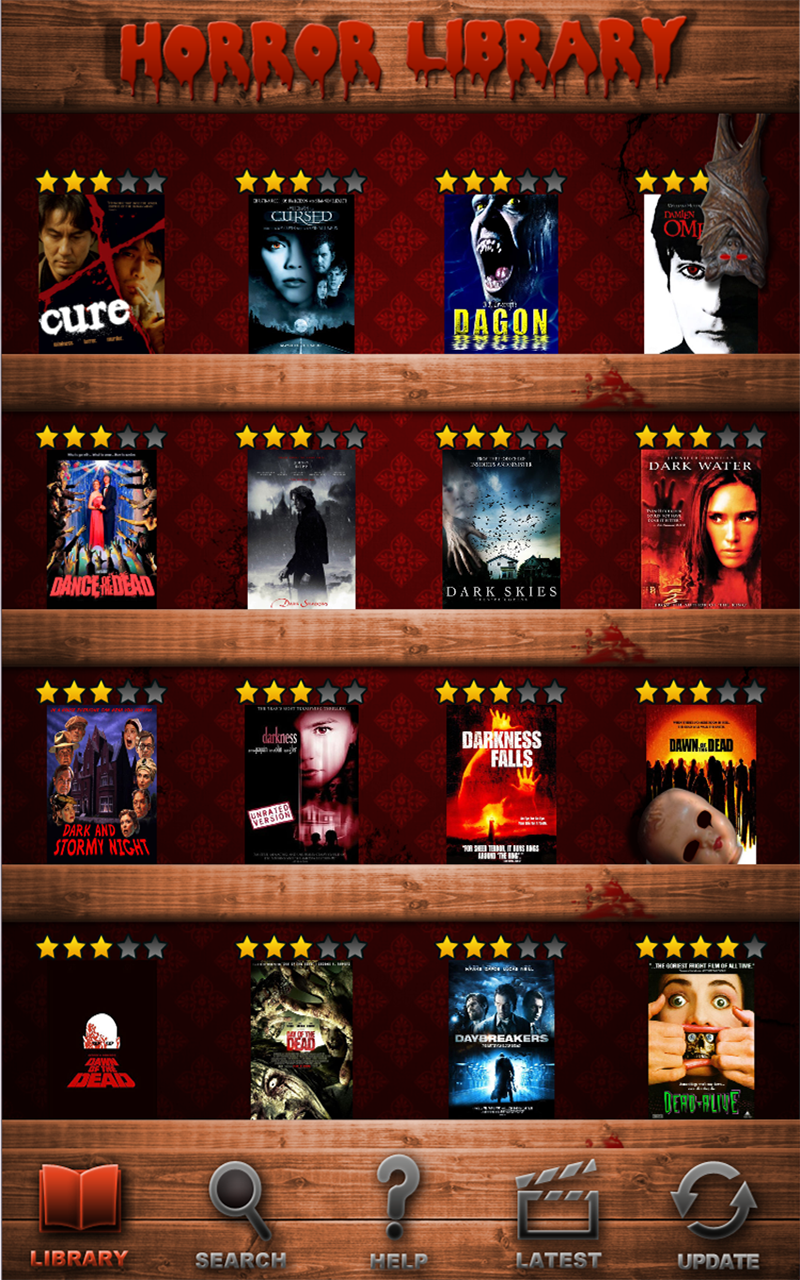 The Best Of The Worst: The Best Horror Movies Database App Has Been Approved By Apple