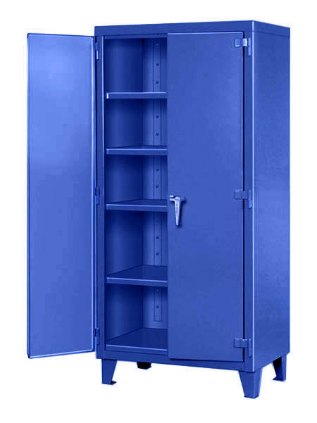 A Plus Warehouse Announces Big Blue 24 Bin Narrow Wall