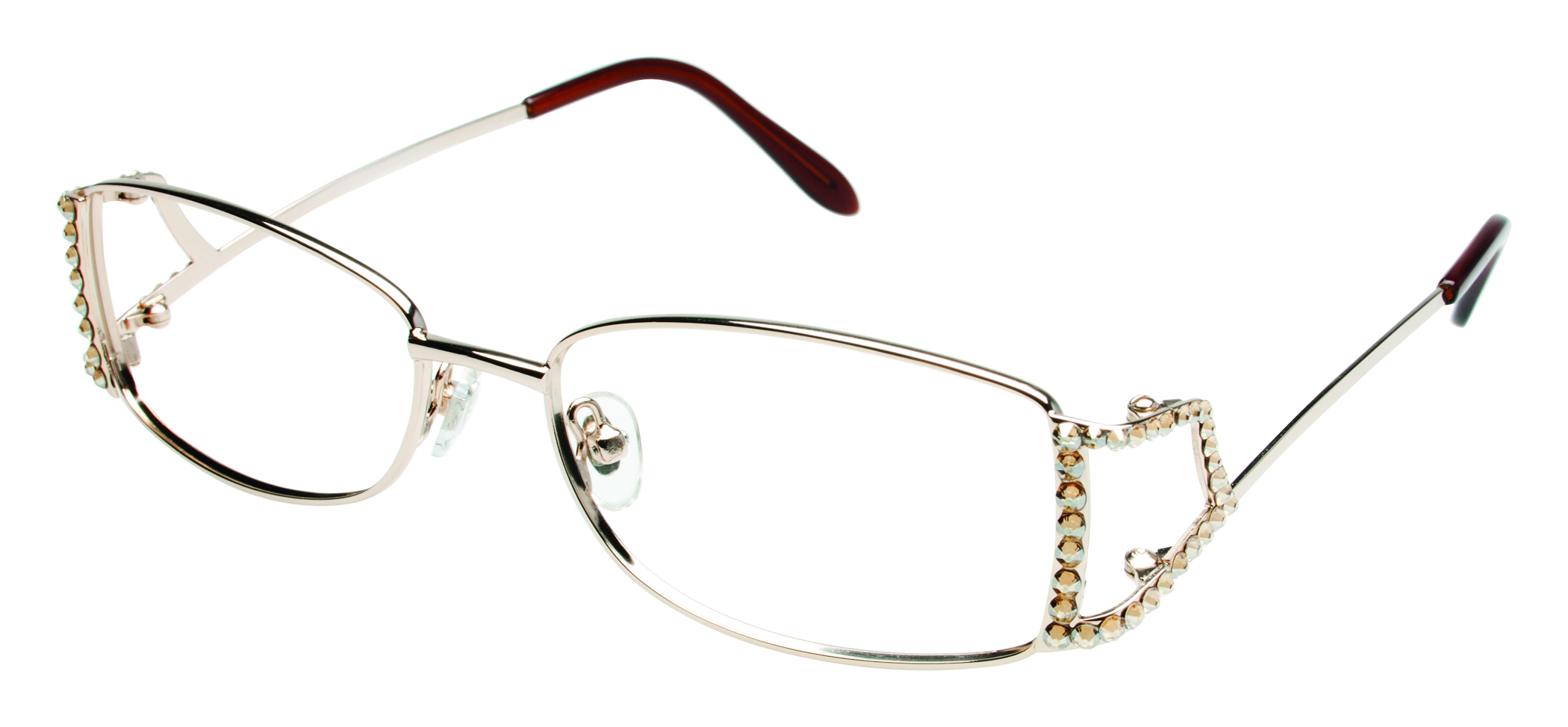 New Dazzling Eyewear and Sunglasses from Jimmy Crystal New York