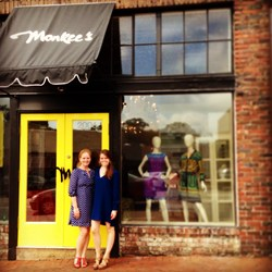 Mother and Daughter team up at the new Monkee's of Mountain Brook