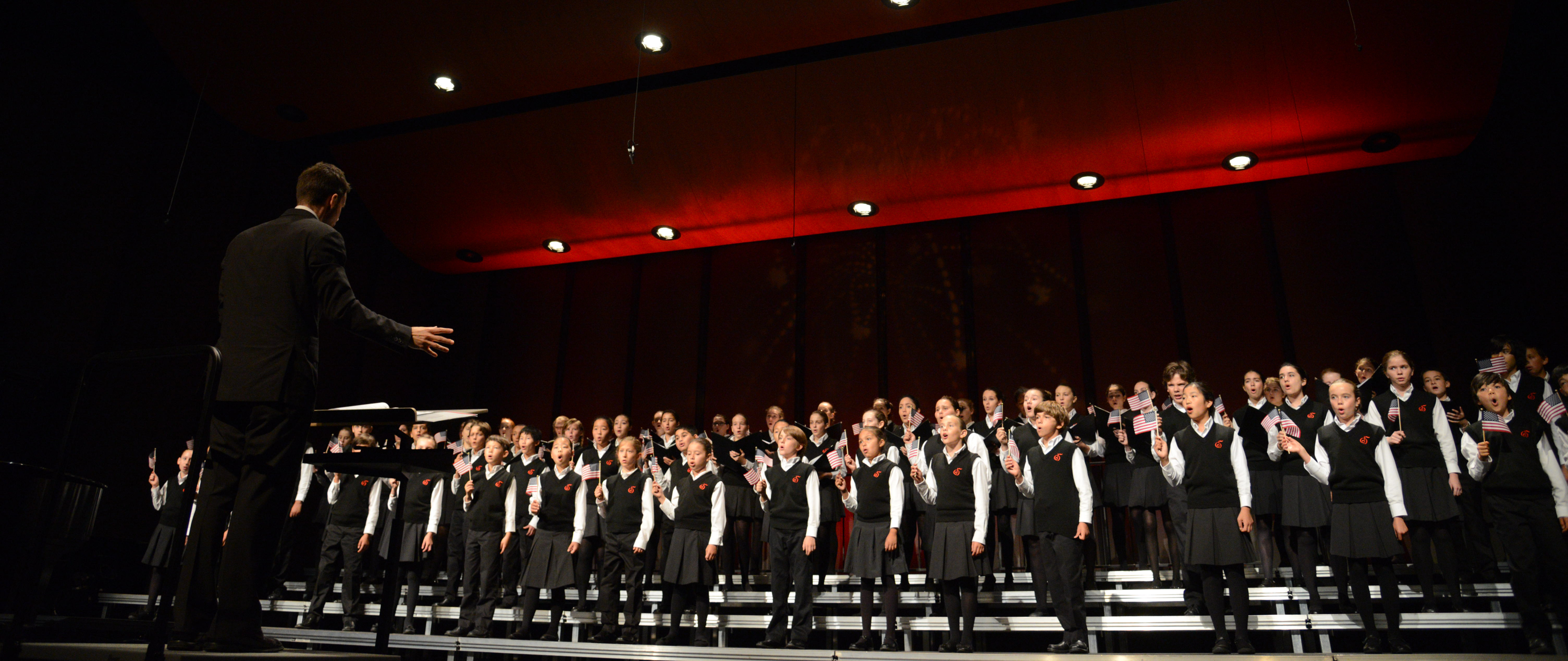 national childrens choir performance - HD6016×2536