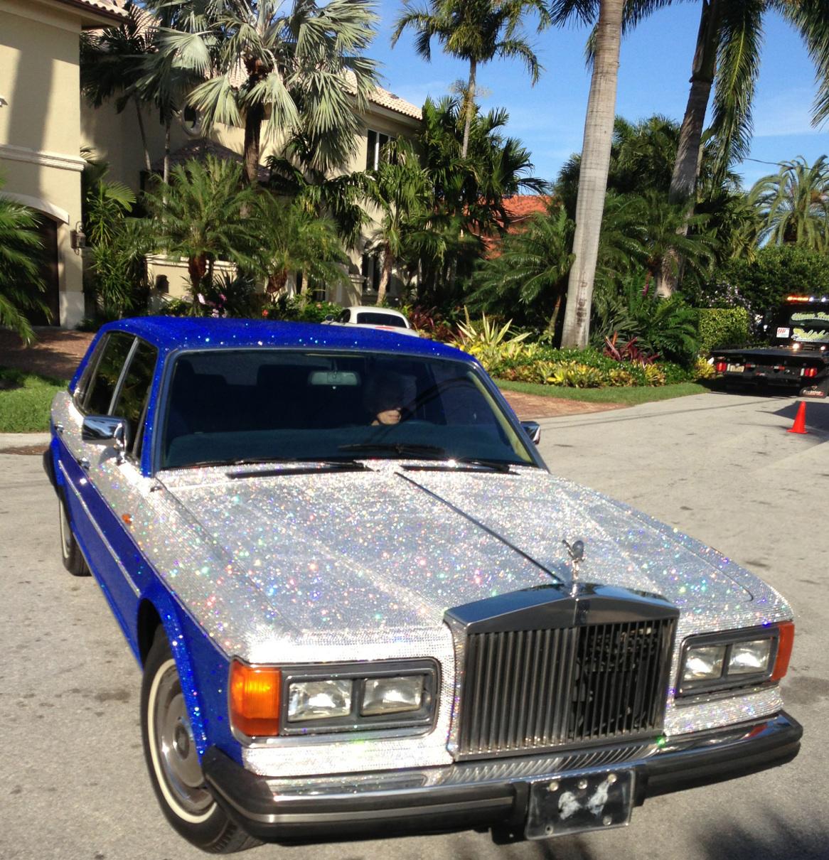 A New Level Of Luxury: Diamond Club Miami Encrusts Vintage