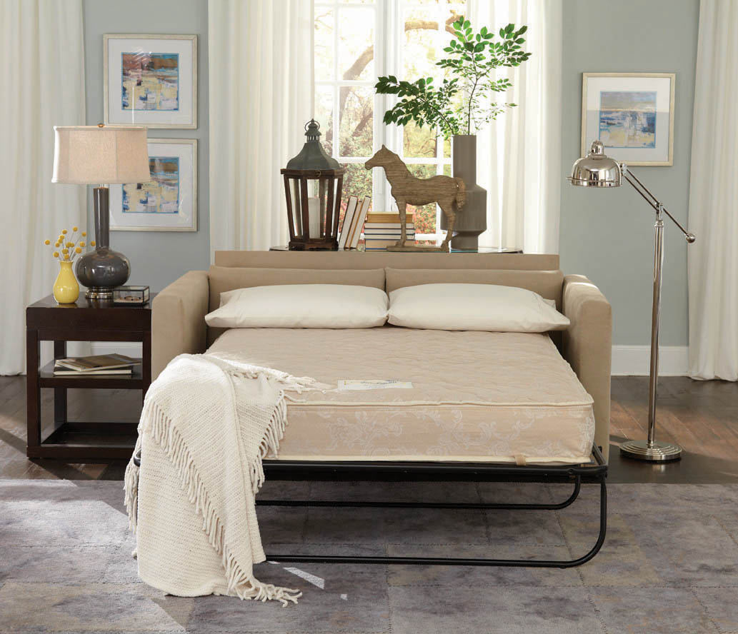 Beau Small Sofa Sleeper Designed To Fit Through Narrow Doors And StairwaysNew  Christy Ready To Assemble Sofa Sleeper ...