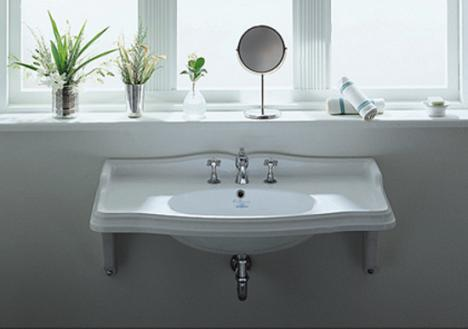 Homethangs Com Has Introduced A Guide To Cape Cod Style Bathroom Vanities