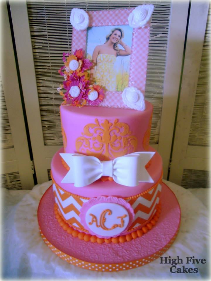 Sarah Myers Of High Five Cakes Joins The Icing Images Spellbinders
