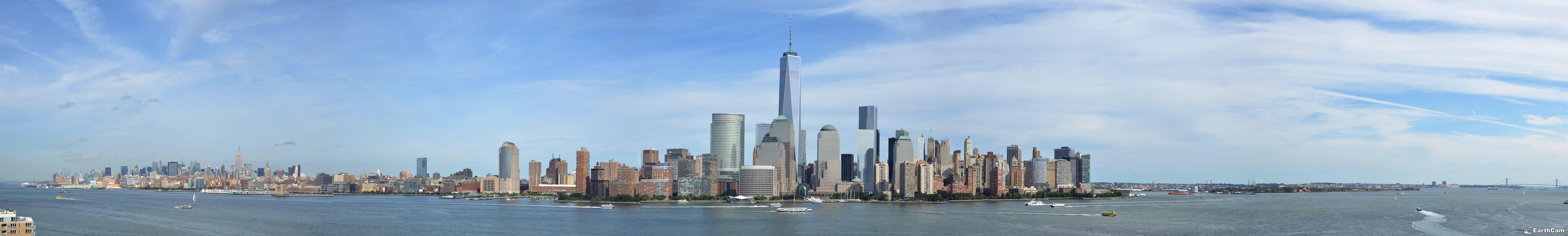 earthcam new york world trade center