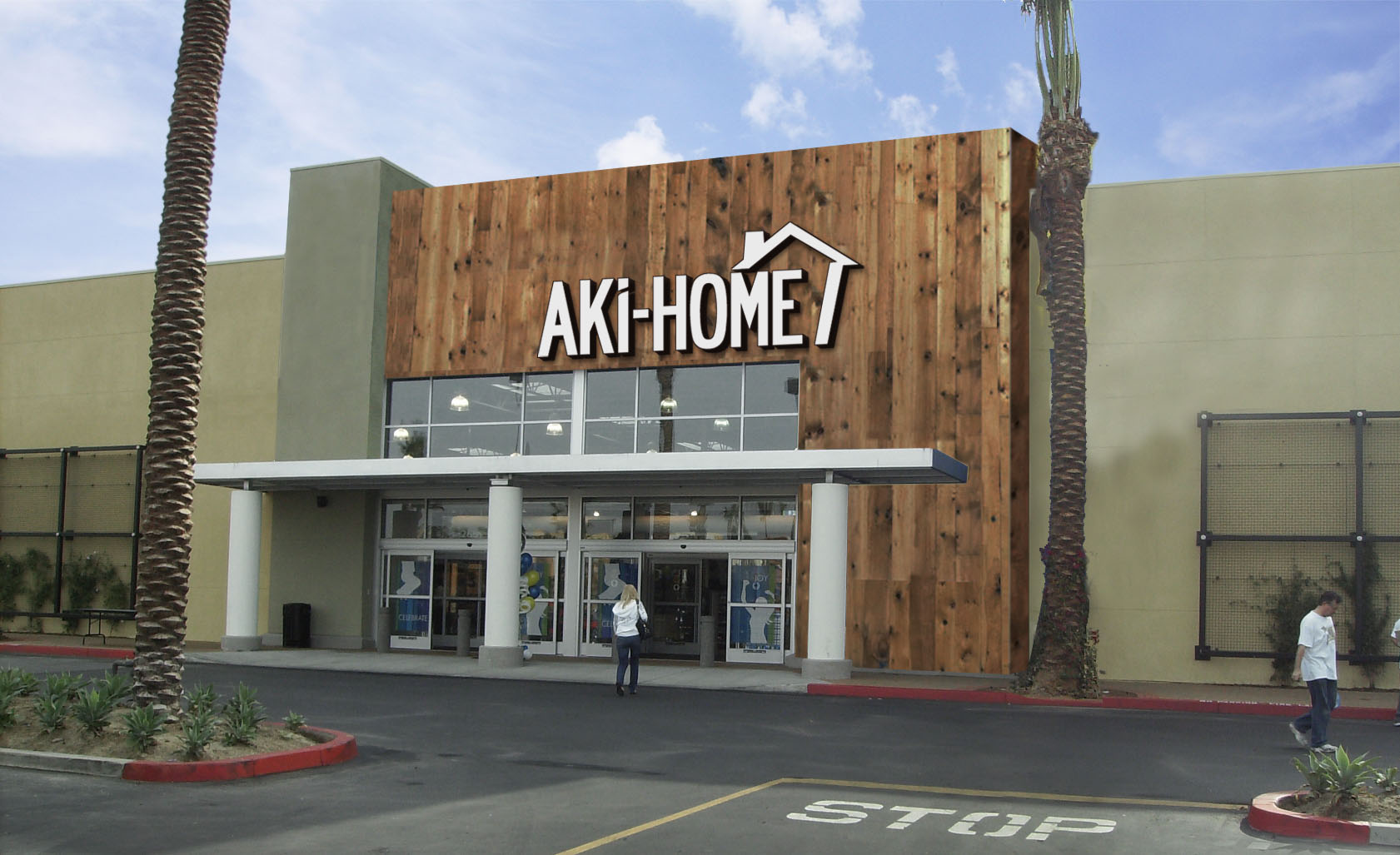 Artist Rendering Of Aki Home At The District Tustin Legacy